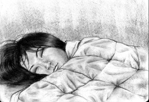 047 - Felicia Feldman Sleeping