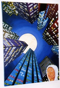2004 - Odyssey - Acrylic and Airbrush