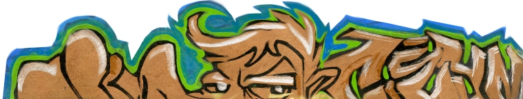 2008 - Ceyn Guy Throwie - Paintmarker