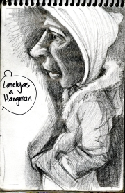 2008 - Lonely as a Hangman - Graphite