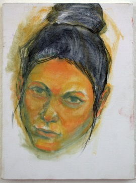 2008 - Meghan (Quick Glimpse) - Acrylic