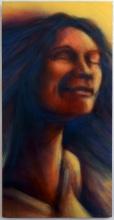 2008 - Meghan Glowing - Spray Paint