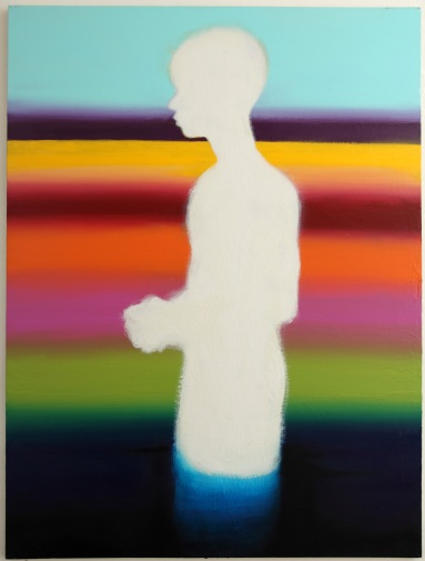 2009 - Cleansing Motion - Spraypaint, Bucket Paint, Enamel, Acrylic