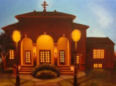 St. Raphael Orthodox Christian Church in Iowa City