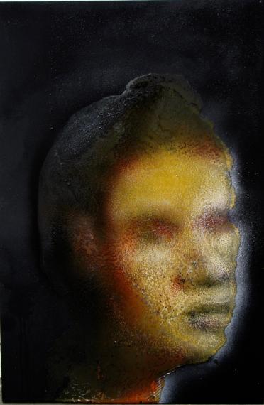 2010 - Lost Soul - Mixed Media