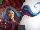 DVIP Mural - Girl