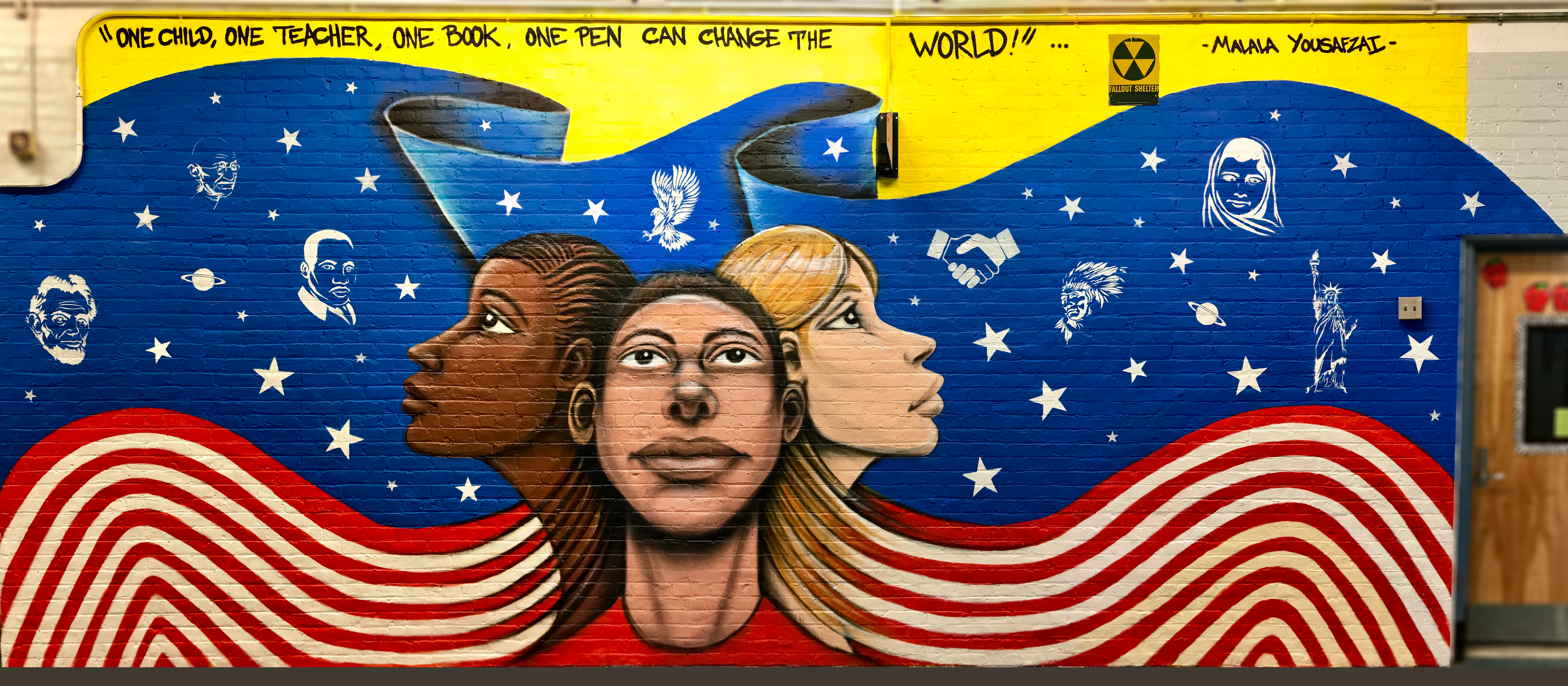 PS33 Whole Mural 1