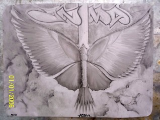 Anima (Butterfly-Eagle)