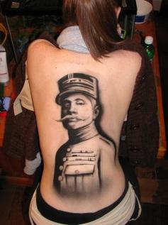 Abbey Tattoo