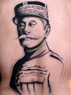 Tattoo Xtreme Close Up