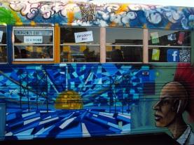 Bus - Ryan Cloud Castle, with Heat - Sun Set Over the I-74 & My Blackhawk