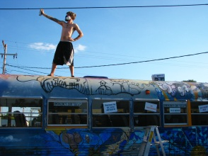 Bus - Ryan Roof Stance