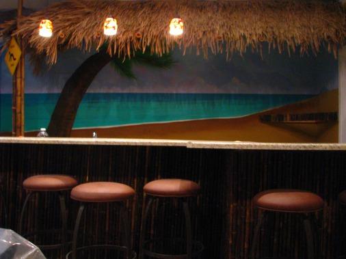 Beach Mural - 010