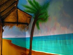Beach Mural - 03