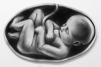 Baby 3 (B&W)