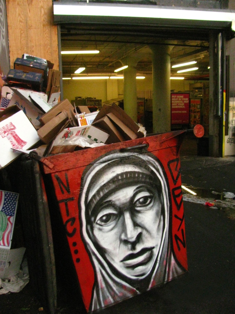 Dumpster Face