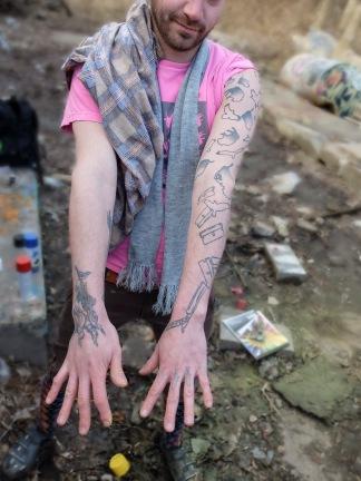 Tattered